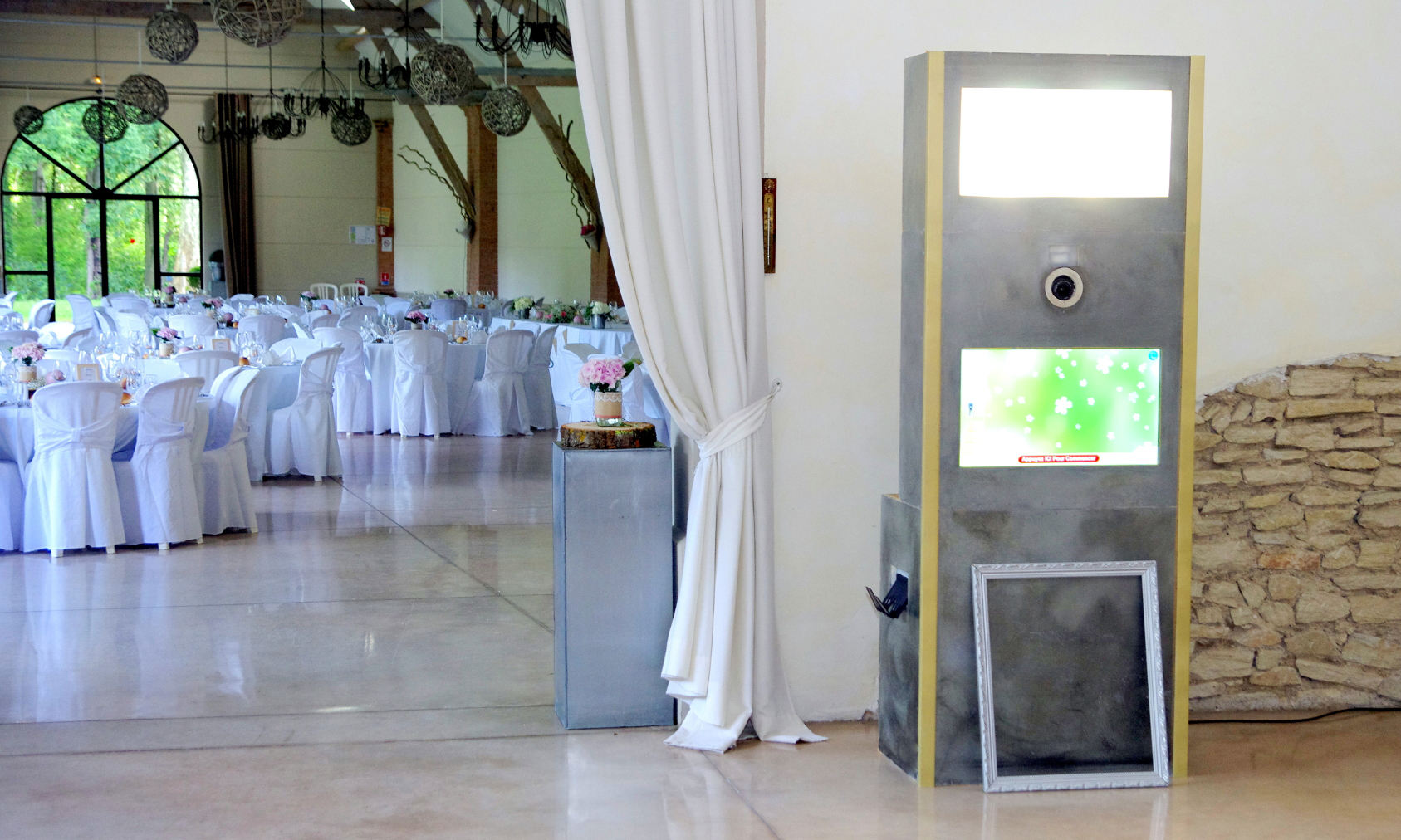 photobooth mariage la machine a photos. Black Bedroom Furniture Sets. Home Design Ideas